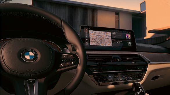 BMW 6er Gran Turismo Cockpit