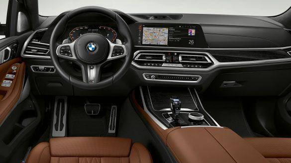 BMW X7 M Interieur