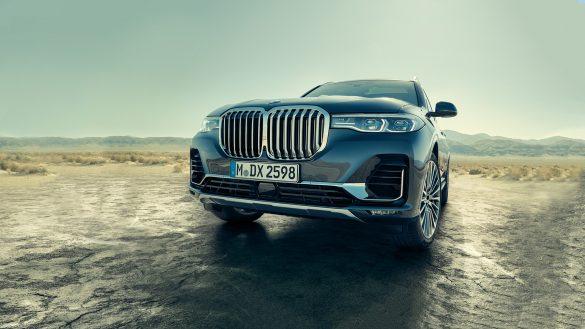 BMW X7 Exterieur