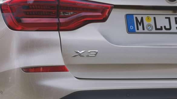 BMW X3 xDrive30e X3