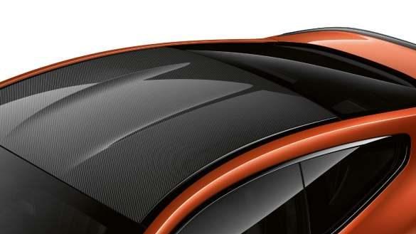 BMW 8er Coupé M Carbon Dach