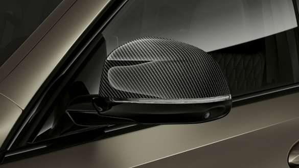BMW X6 M Carbon Spiegelkappen