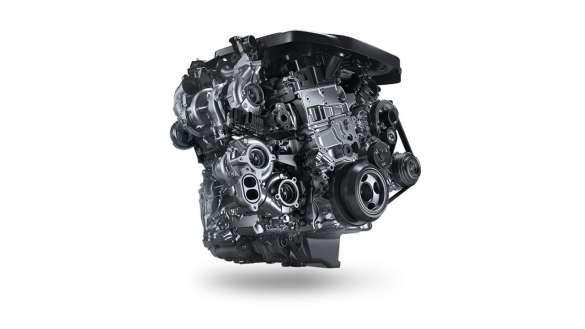 BMW TwinPower Turbo Reihen 6-Zylinder Benzinmotor