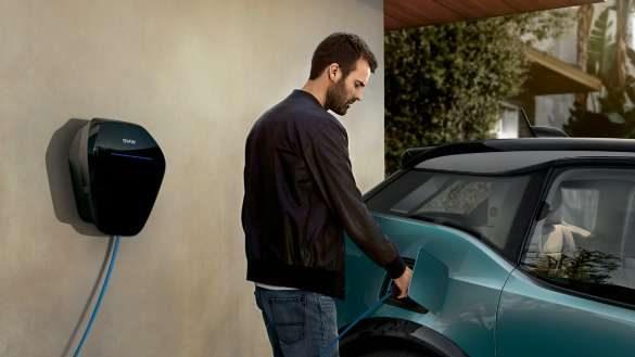 BMW i3 I01 Aufladen
