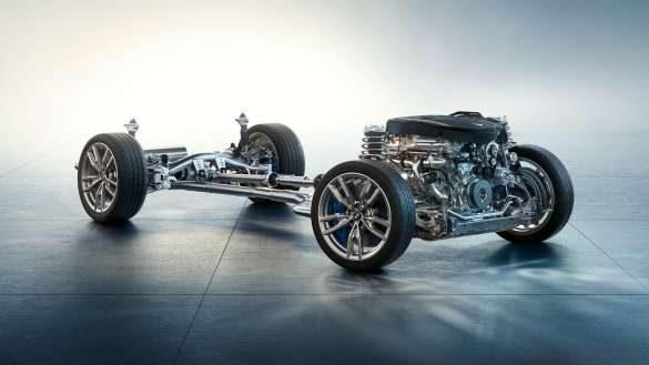 BMW 3er Touring M adaptives M Fahrwerk