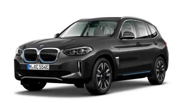 BMW iX3 Black Edition