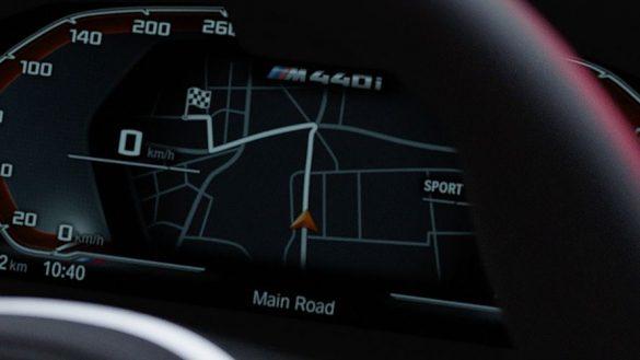 BMW 4er Gran Coupé Navigation