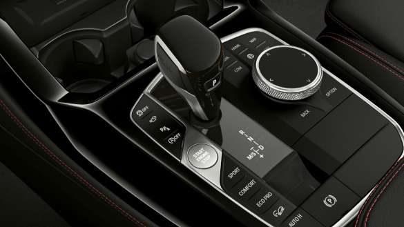 BMW X4 M40i M40d G02 LCI 2021 Facelift 8-Gang Steptronic Sport Getriebe