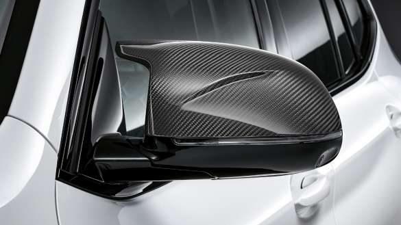 M Performance Außenspiegelkappen BMW X3 M Competition F97 LCI Facelift 2021