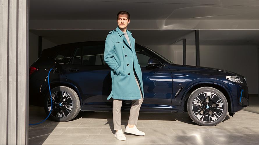 BMW iX3 G08